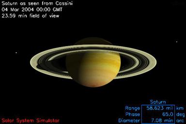 Fake Saturn