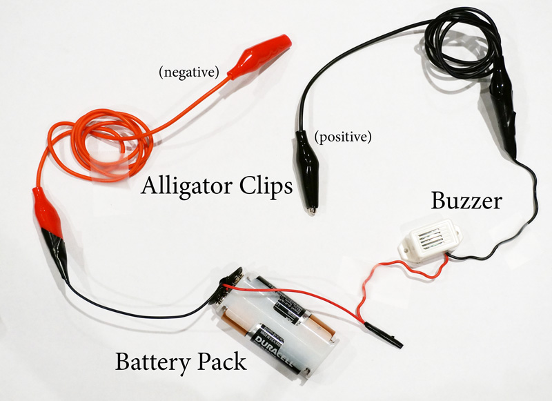 Circuit tester components